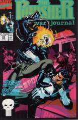 Punisher: War Journal (1988-1995) #29