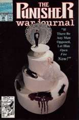 Punisher: War Journal (1988-1995) #36