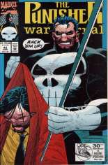 Punisher: War Journal (1988-1995) #43