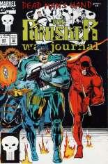 Punisher: War Journal (1988-1995) #47 Variant B: Direct Edition