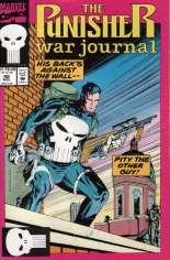 Punisher: War Journal (1988-1995) #48