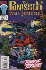 Punisher: War Journal (1988-1995) #58