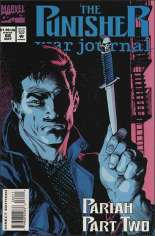 Punisher: War Journal (1988-1995) #66