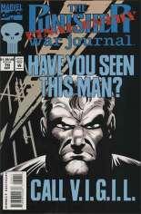 Punisher: War Journal (1988-1995) #70