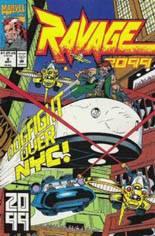 Ravage 2099 (1992-1995) #6