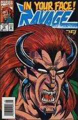 Ravage 2099 (1992-1995) #10 Variant A: Newsstand Edition