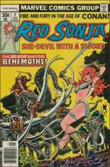 Red Sonja, She-Devil With A Sword (1977-1979) #7