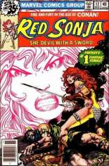 Red Sonja, She-Devil With A Sword (1977-1979) #12