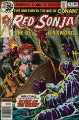 Red Sonja, She-Devil With A Sword (1977-1979) #14
