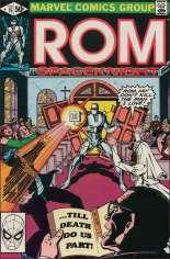 Rom (1979-1986) #15 Variant B: Direct Edition