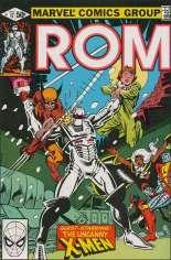 Rom (1979-1986) #17 Variant B: Direct Edition