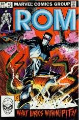 Rom (1979-1986) #46 Variant B: Direct Edition