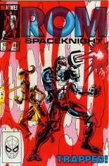 Rom (1979-1986) #49 Variant B: Direct Edition