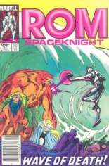 Rom (1979-1986) #57 Variant A: Newsstand Edition