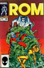 Rom (1979-1986) #58 Variant B: Direct Edition