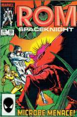Rom (1979-1986) #59 Variant B: Direct Edition