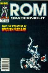Rom (1979-1986) #61 Variant A: Newsstand Edition