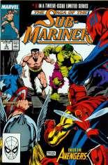 Saga of the Sub-Mariner (1988-1989) #8