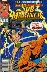Saga of the Sub-Mariner (1988-1989) #10