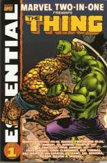 Essential Marvel Two-in-One (2005-2011) #TP Vol 1