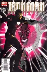 Iron Man: The Inevitable (2006) #4