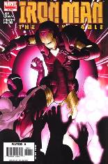 Iron Man: The Inevitable (2006) #6