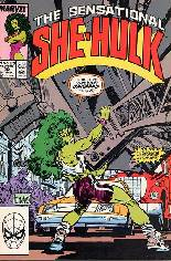 Sensational She-Hulk (1989-1994) #10