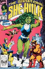 Sensational She-Hulk (1989-1994) #12