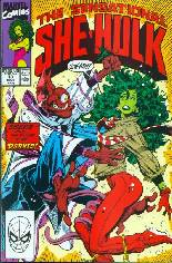 Sensational She-Hulk (1989-1994) #13