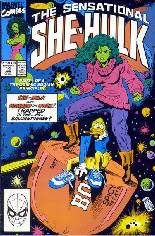 Sensational She-Hulk (1989-1994) #14 Variant A