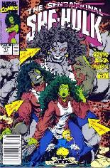 Sensational She-Hulk (1989-1994) #15