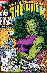 Sensational She-Hulk (1989-1994) #18