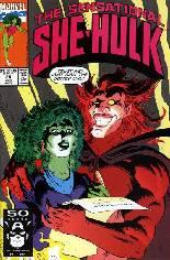 Sensational She-Hulk (1989-1994) #28