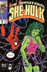 Sensational She-Hulk (1989-1994) #29