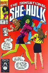 Sensational She-Hulk (1989-1994) #31