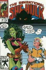 Sensational She-Hulk (1989-1994) #42
