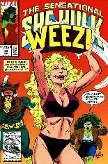 Sensational She-Hulk (1989-1994) #48