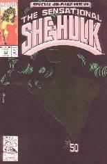 Sensational She-Hulk (1989-1994) #50: Foil Cover