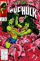 Sensational She-Hulk (1989-1994) #51