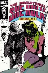 Sensational She-Hulk (1989-1994) #52 Variant A: Newsstand Edition
