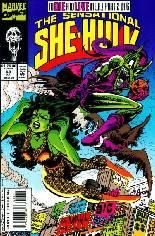 Sensational She-Hulk (1989-1994) #53