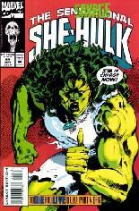 Sensational She-Hulk (1989-1994) #55