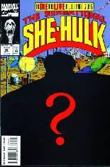 Sensational She-Hulk (1989-1994) #56