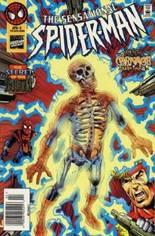 Sensational Spider-Man (1996-1998) #3 Variant A: Newsstand Edition