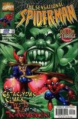 Sensational Spider-Man (1996-1998) #23 Variant B: Direct Edition