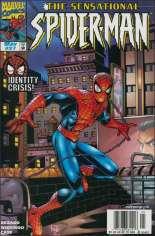 Sensational Spider-Man (1996-1998) #27 Variant B: Direct Edition