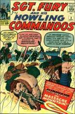 Sgt. Fury (1963-1981) #3