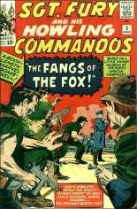 Sgt. Fury (1963-1981) #6