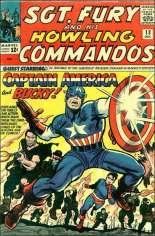 Sgt. Fury (1963-1981) #13 Variant A