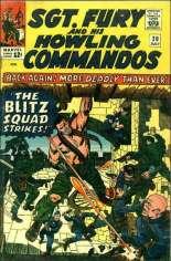 Sgt. Fury (1963-1981) #20